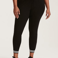 Torrid Active - Striped Band Skinny Jogger Pants