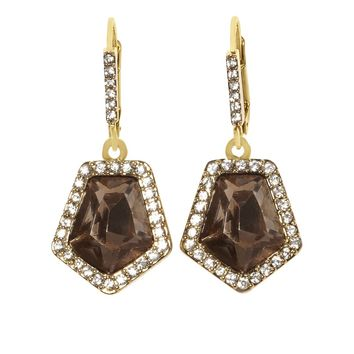 Vince Camuto Stone Drop Earring