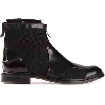 Paul Smith Contrast Panel Morrison Boot