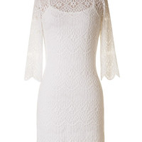 Once Upon a Daydream Dress - Ivory