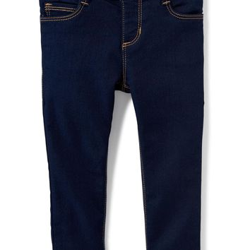Ballerina Skinny Jeans for Toddler Girls | Old Navy
