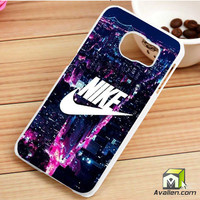 City Nike Just Samsung Galaxy S6 Edge Case by Avallen