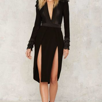 Zhivago The Sordid Topic of Coin Pleated Skirt