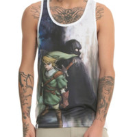 The Legend Of Zelda Duality Tank Top