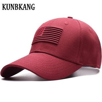 Trendy Winter Jacket High Quality USA Flag Baseball Cap Men Women Eagle Snapback Dad Hat Bone Outdoor Casual Sun Golf Hat Trucker Snapback Cap Gorras AT_92_12