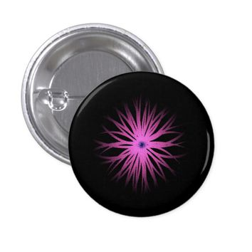 Geo Flower Button