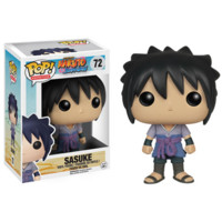 Naruto Sasuke Pop! Vinyl Figure - Funko - Naruto - Pop! Vinyl Figures at Entertainment Earth