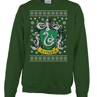 SLYTHERIN UGLY CHRISTMAS SWEATER