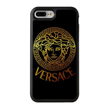Versace Gold 001 iPhone 8 Plus Case