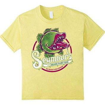 Little Shop Of Horrors   Seymour's Organic Plant Food Tee