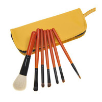 7-pcs Chain Zippers Make-up Brush Set = 4831018628