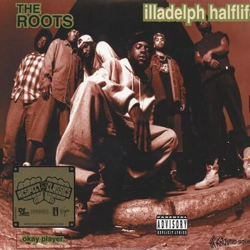 The Roots - Illadelphia Halflife LP