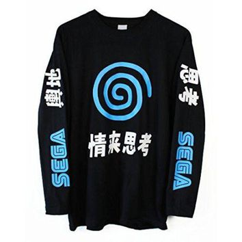 Dreamcast Japanese Long Sleeve T Shirt