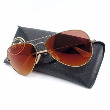 Cheap Ray Ban RB 3025 167/2K Brushed Bronze Red Mirror New Authentic Sunglasses