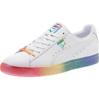 Best Deal Puma CLYDE PRIDE Sneakers Unisex Fashion shoes 365742-01