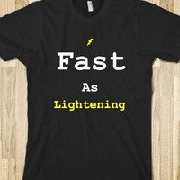 fast as lightening - M-Bobbs