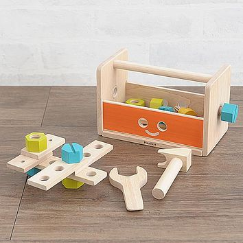 Planner Tool Box Wooden Toy