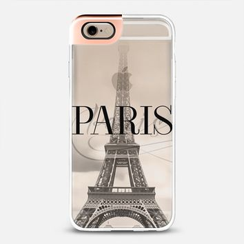 Paris (rose gold) iPhone 6 case by Noonday Design | Casetify