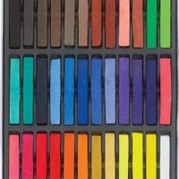 Easy lifestyle 36 Colors Brand New Temporary Hair Color Dye Pastel Chalk Bug Rub Overview