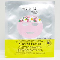 Face Inc Flower Power Sheet Mask at asos.com