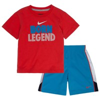 Nike ''Born Legend'' Tee & Shorts Set - Toddler Boy, Size: