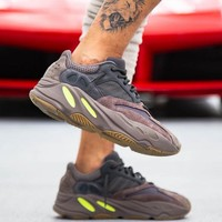Adidas Yeezy 700 Runner Boost Classic Casual Running Sport Shoes Sneakers 2#