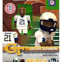 CALVIN JOHNSON GEORGIA TECH OYO MINIFIGURE NEW  SHIPPING