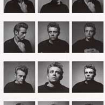 James Dean Acting Quote Poster 21x62
