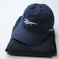 Reebok Dad Hat Embroidered Logo