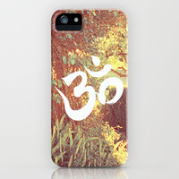 Om. iPhone & iPod Case by Nita Marie