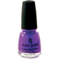 China Glaze Nail Polish, Flying Dragon, 0.5 Ounce