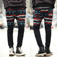 Street Style Men Casual Sweat Pants