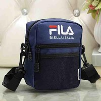 FILA Woman Men Fashion Crossbody Shoulder Bag Satchel