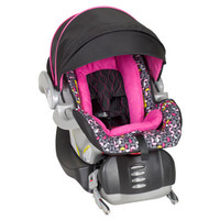 Baby Trend Flex-Loc Infant Car Seat (Hello Kitty Pin Wheel)