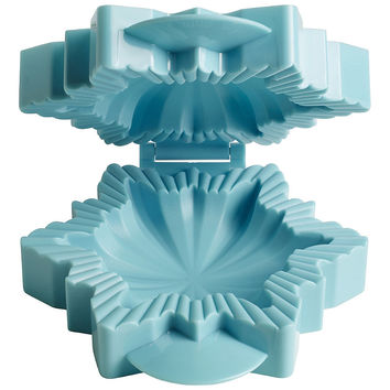 Snowflake Pie Mould in cake moulds at Lakeland