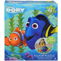 Finding Dory 46-Piece Floor Puzzle