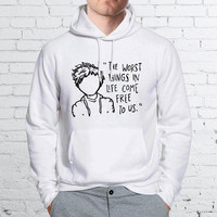 Ed Sheeran Lyric Art Unisex Hoodies - ZZ Hoodie