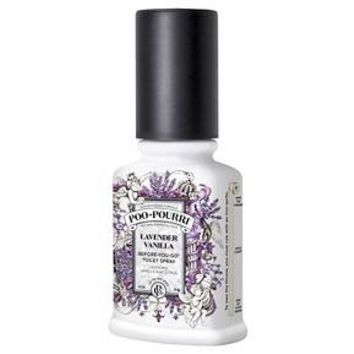 PooPourri Lavender Vanilla Before-you-Go Toilet Spray - 2.0 fl oz