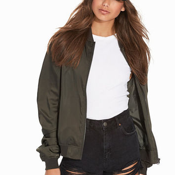 Easy Bomber Jacket, NLY Trend