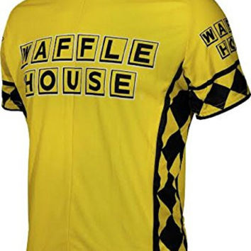 Adrenaline Promotions Waffle House Cycling Jersey
