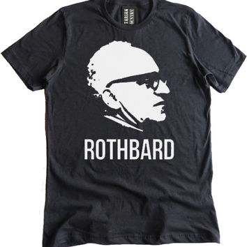 Murray Rothbard Premium Dual Blend T-Shirt