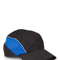 FOREVER 21 Athletic Runners Hat Black/Royal One