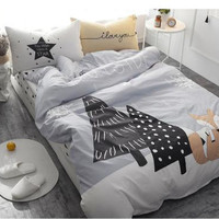You Fox! - Fox Bedding Set