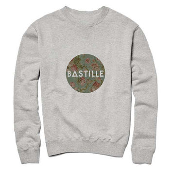 bastille Sweatshirt Crewneck Men or Women for Unisex Size