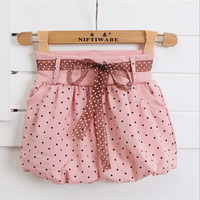 Sweet large size lantern shorts