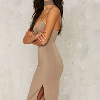 Croft Slit Dress