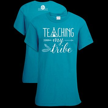 Southern Couture Soft Collection Teaching My Tribe T-Shirt