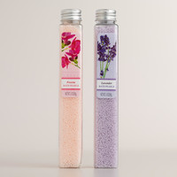 Lavender and Freesia Bath Pearls, Set of 2