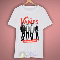 The Vamps 2012 T-shirt – Mpcteehouse.com