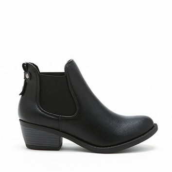 Plus Size Clothing | Low Ankle Boots | Debshops